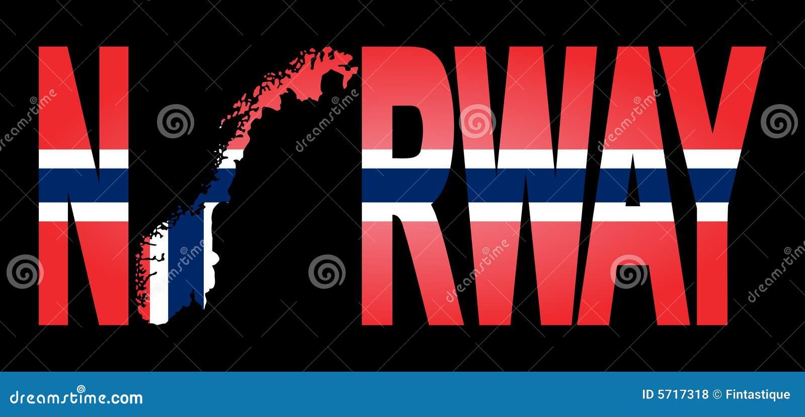 Norway - Norway map free download
