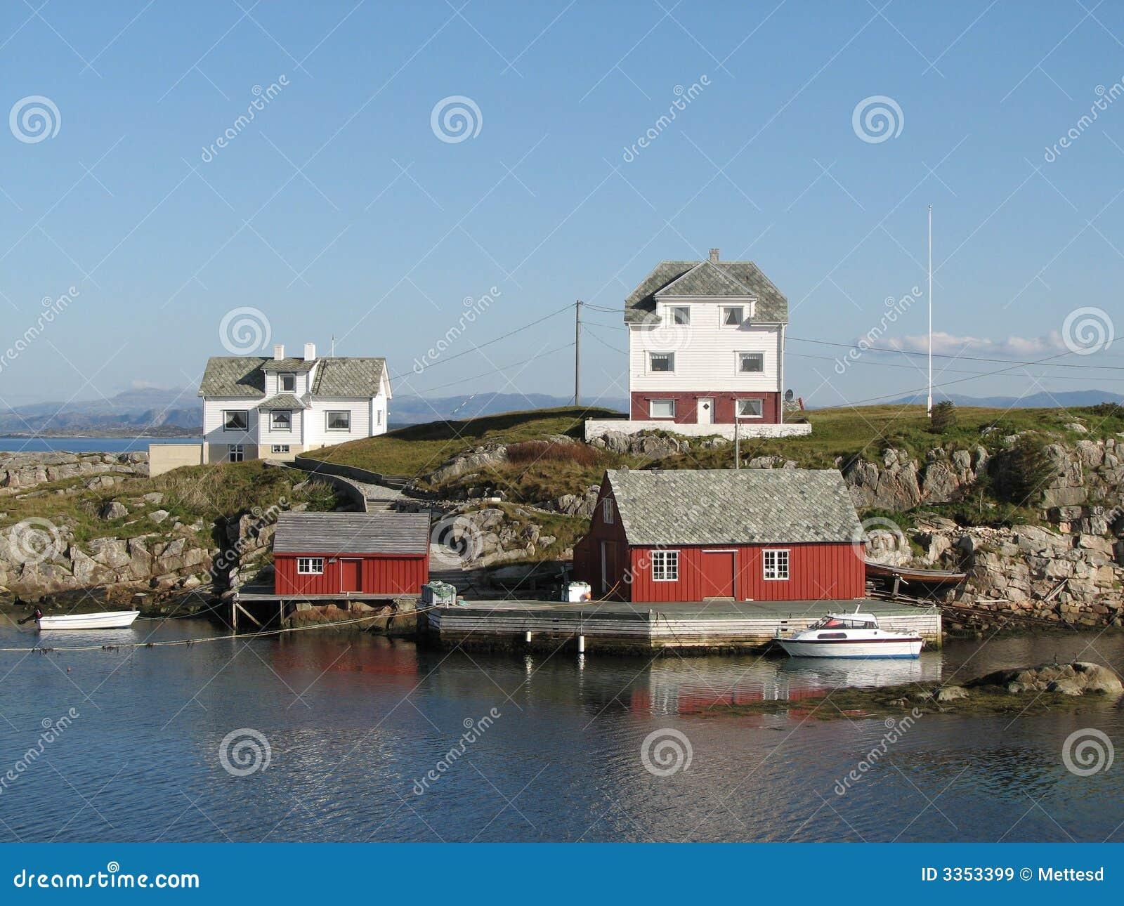 Norway przybrzeżne