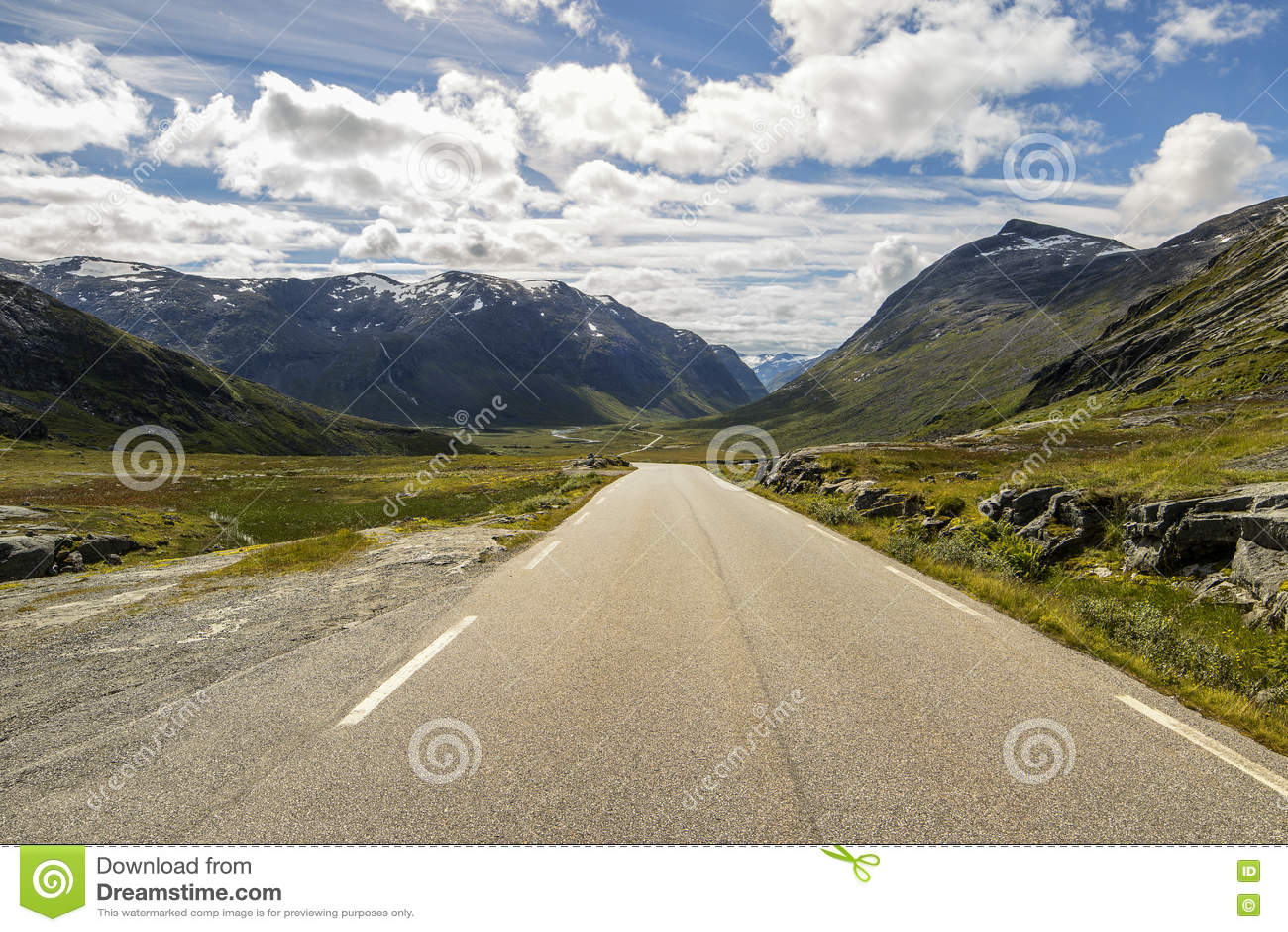 Norway scandinavia Resor Trollstigen väg