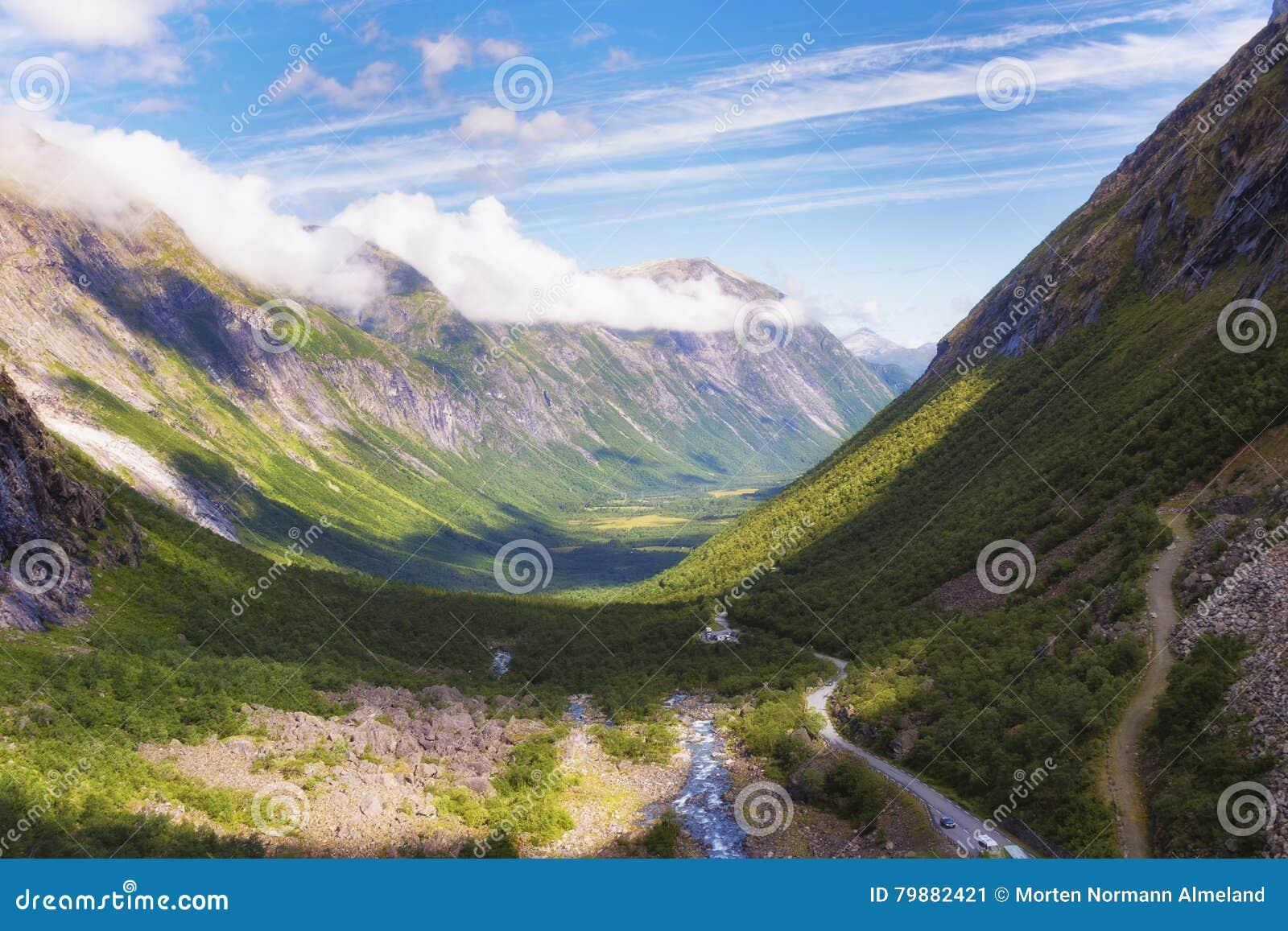 Norway scandinavia Voyage Route de Trollstigen