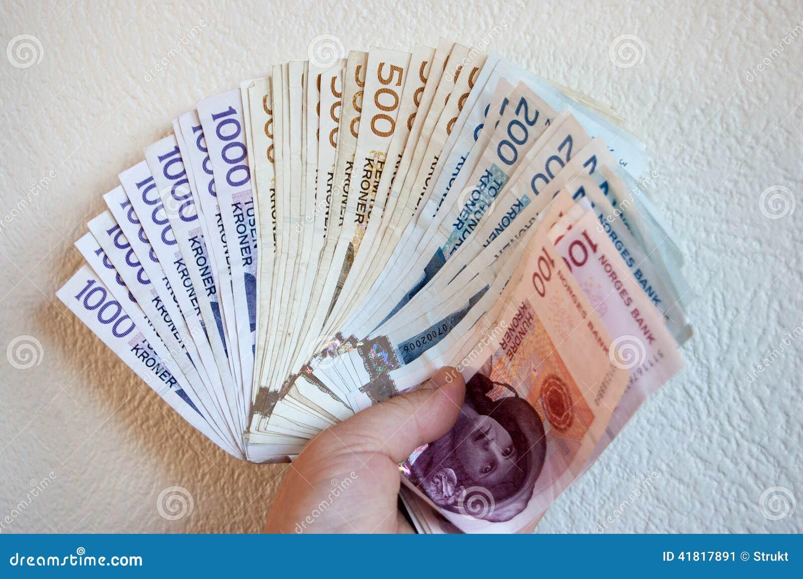 100 Nok Eur