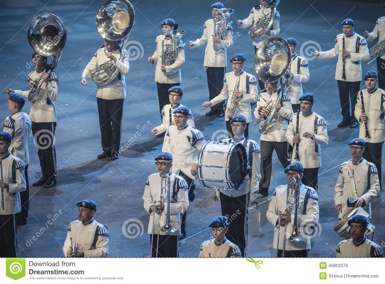Norwegian Military Tattoo 8 May 2014 Editorial Stock Image Image Of Army 2014 40963379