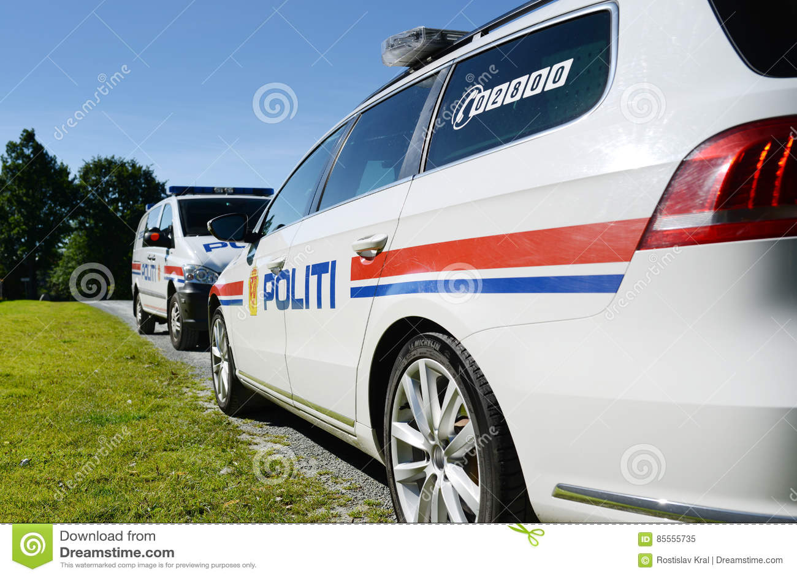 Norwegische Polizei