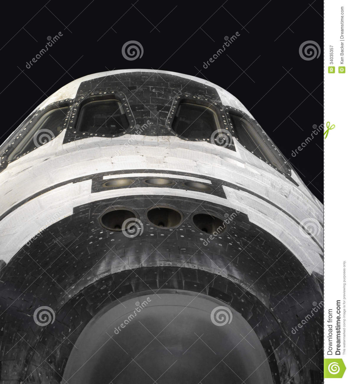 space shuttle nose - photo #14