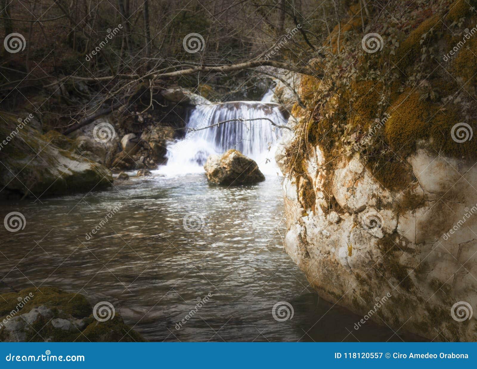 Nostálgico de la cascada