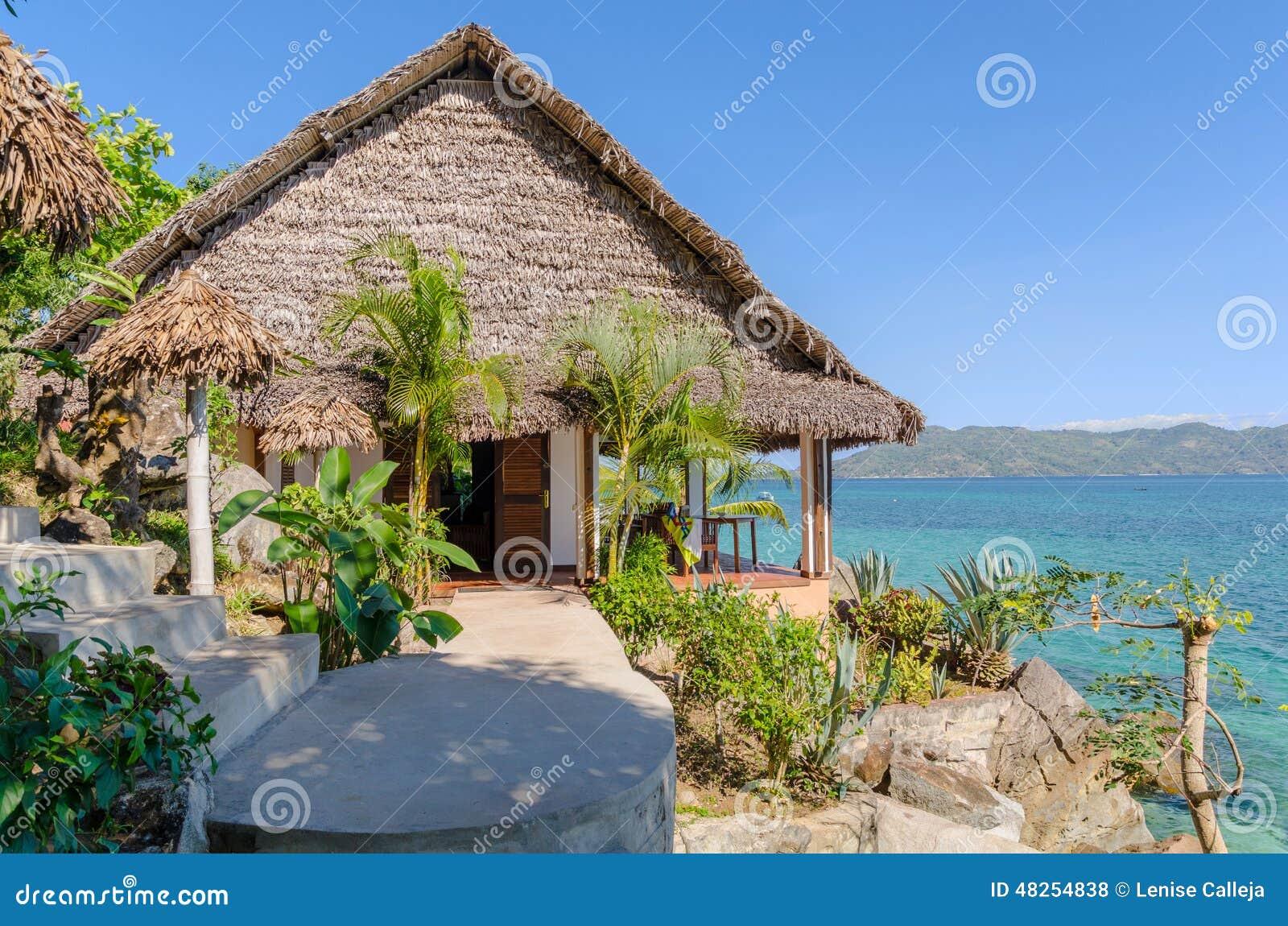Nosy Komba Madagascar Stock Photo Image Of Cabin
