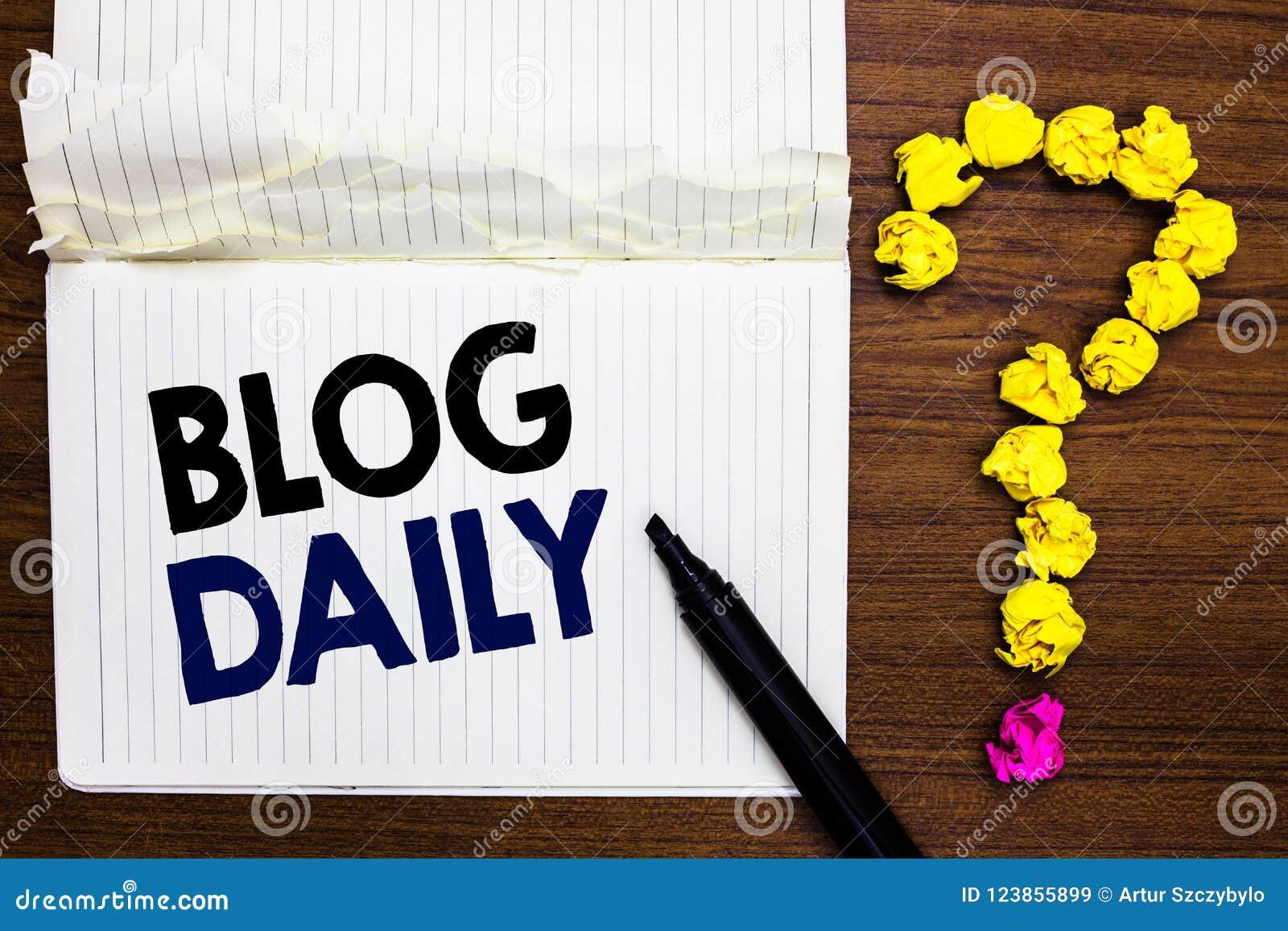 Nota da escrita que mostra o diário do blogue A foto do negócio que apresenta a postagem diária de todo o evento através do Inter