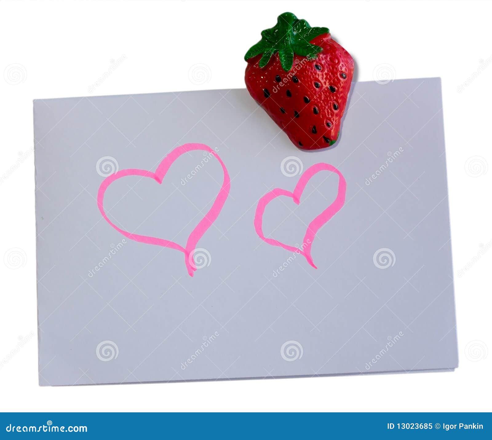 Nota di amore