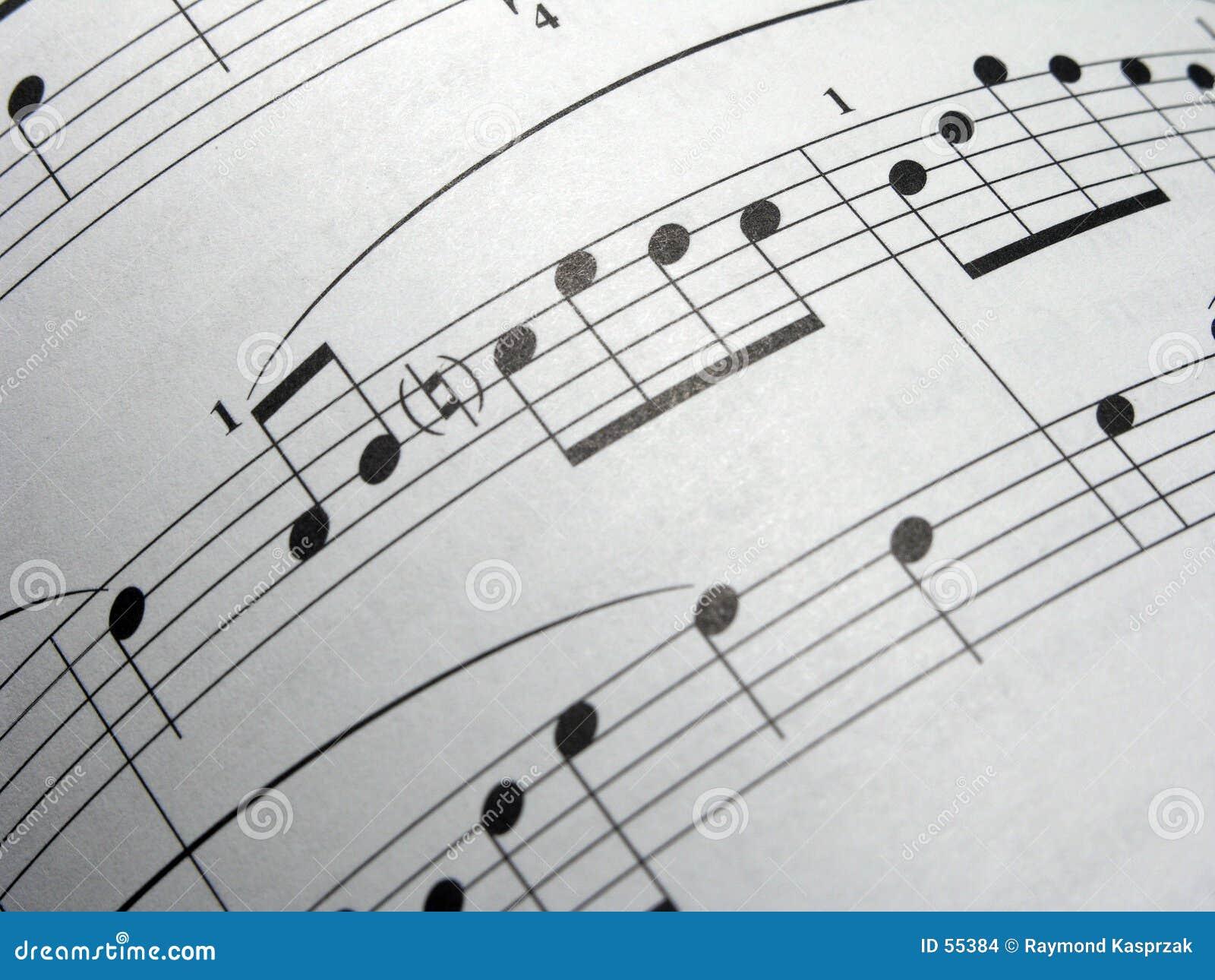 Notas curvadas