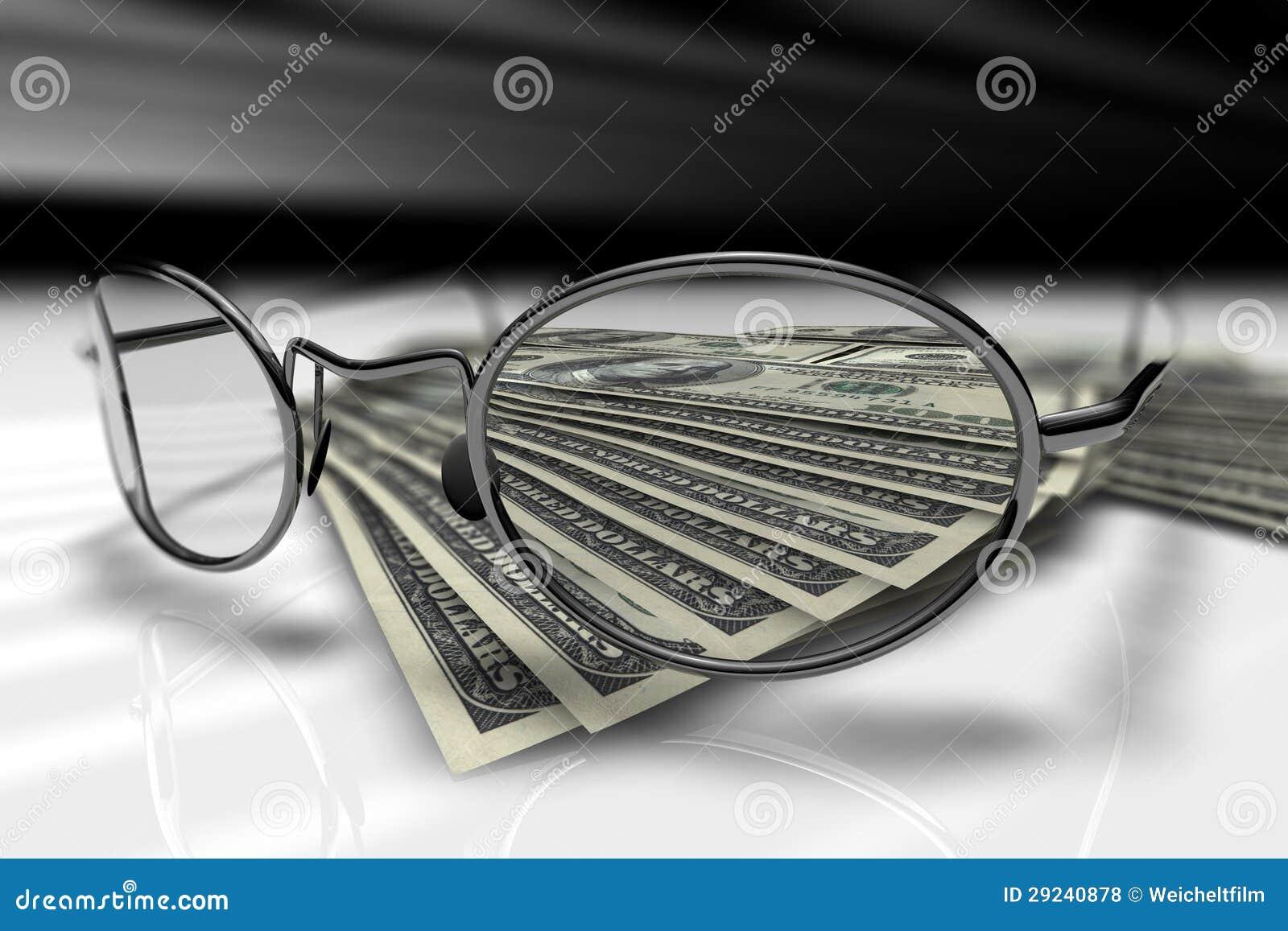 Download Notas de dólar foto de stock. Imagem de economias, produto - 29240878