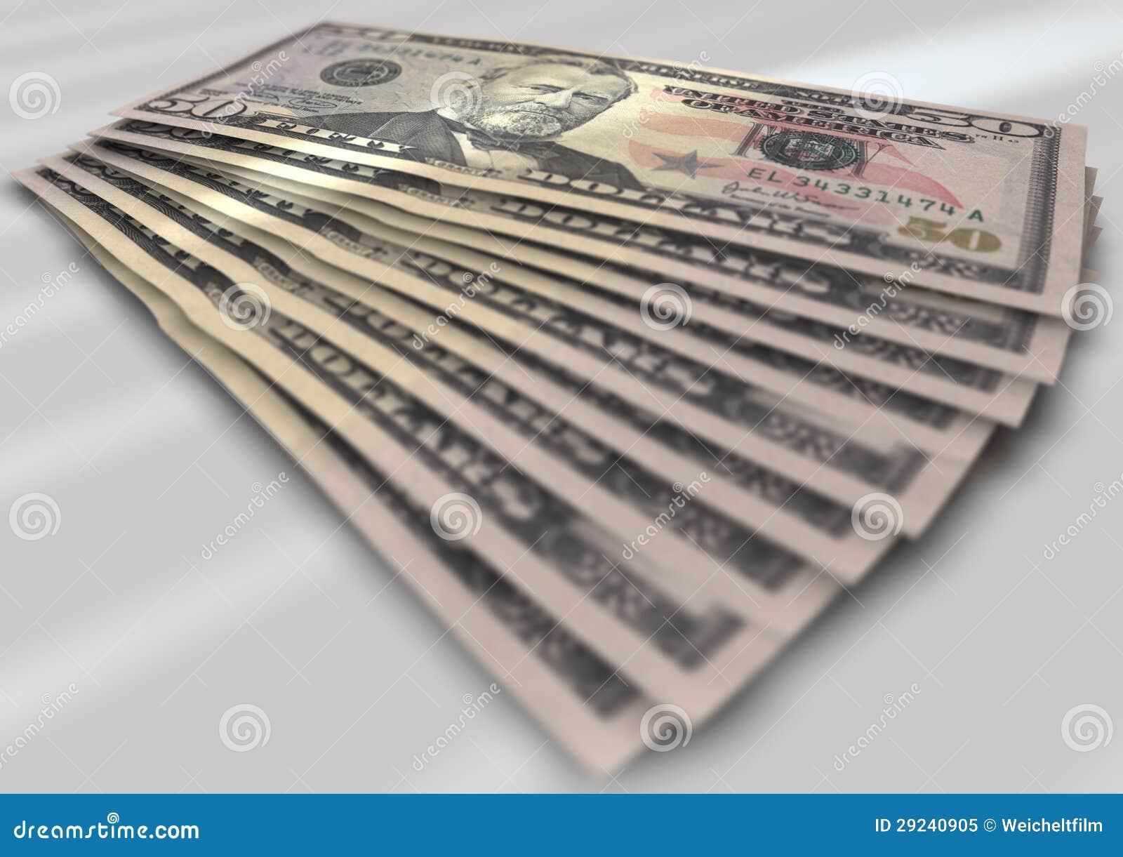 Download Notas de dólar imagem de stock. Imagem de economias, notas - 29240905
