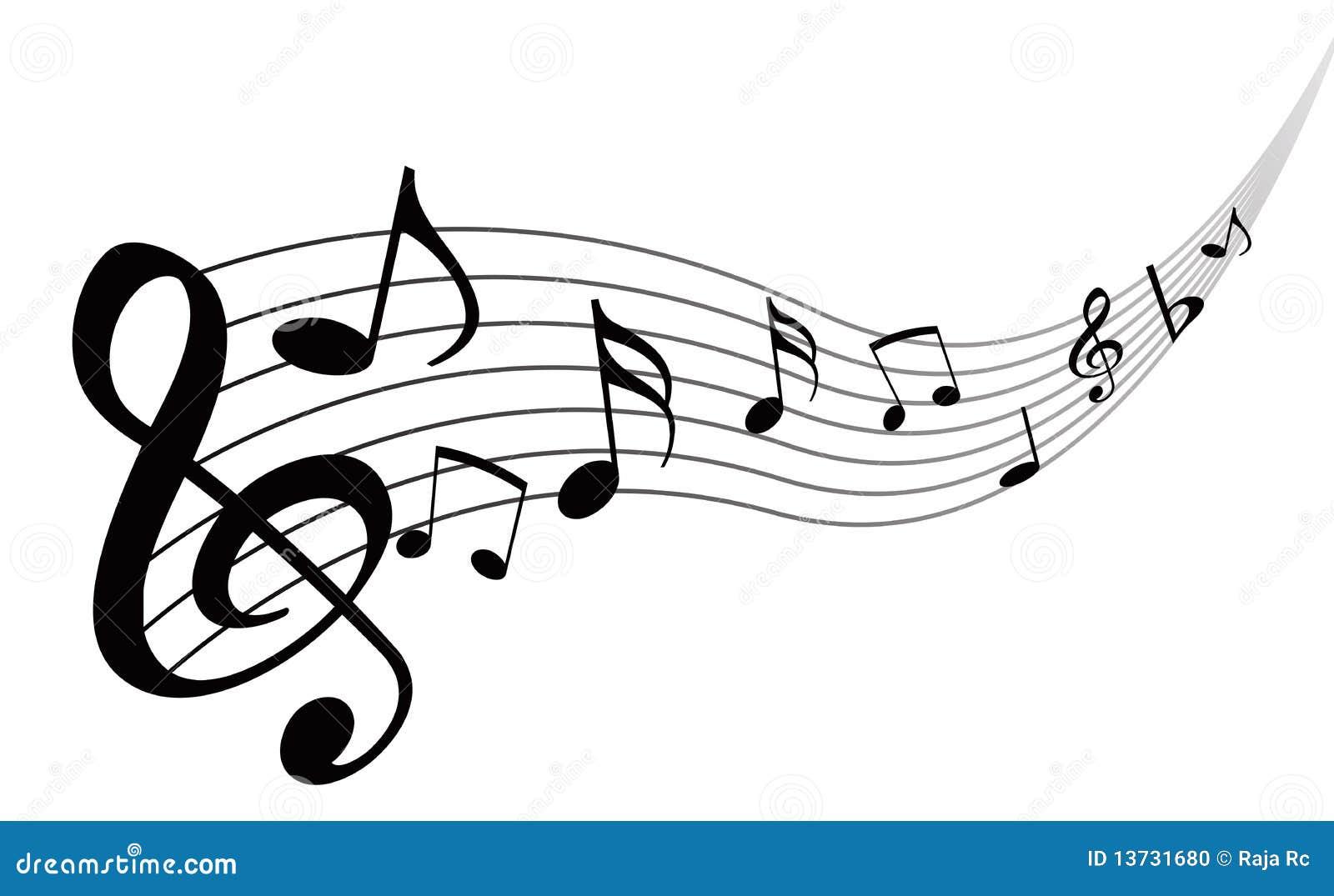notas de la m u00fasica ilustraci u00f3n del vector ilustraci u00f3n de piano keys clip art black and white piano keyboard clipart