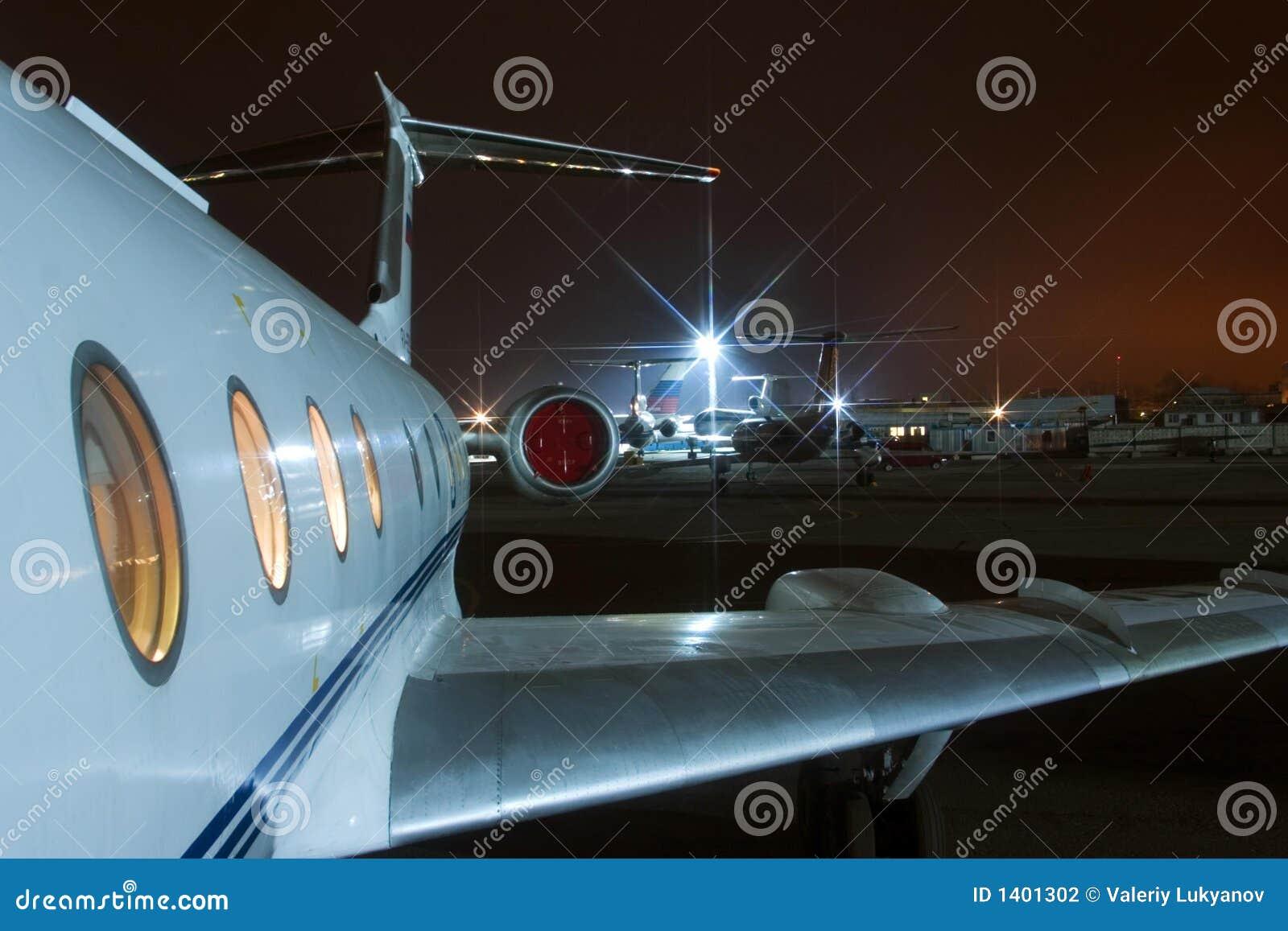 Notation représentative d avion intérieur.
