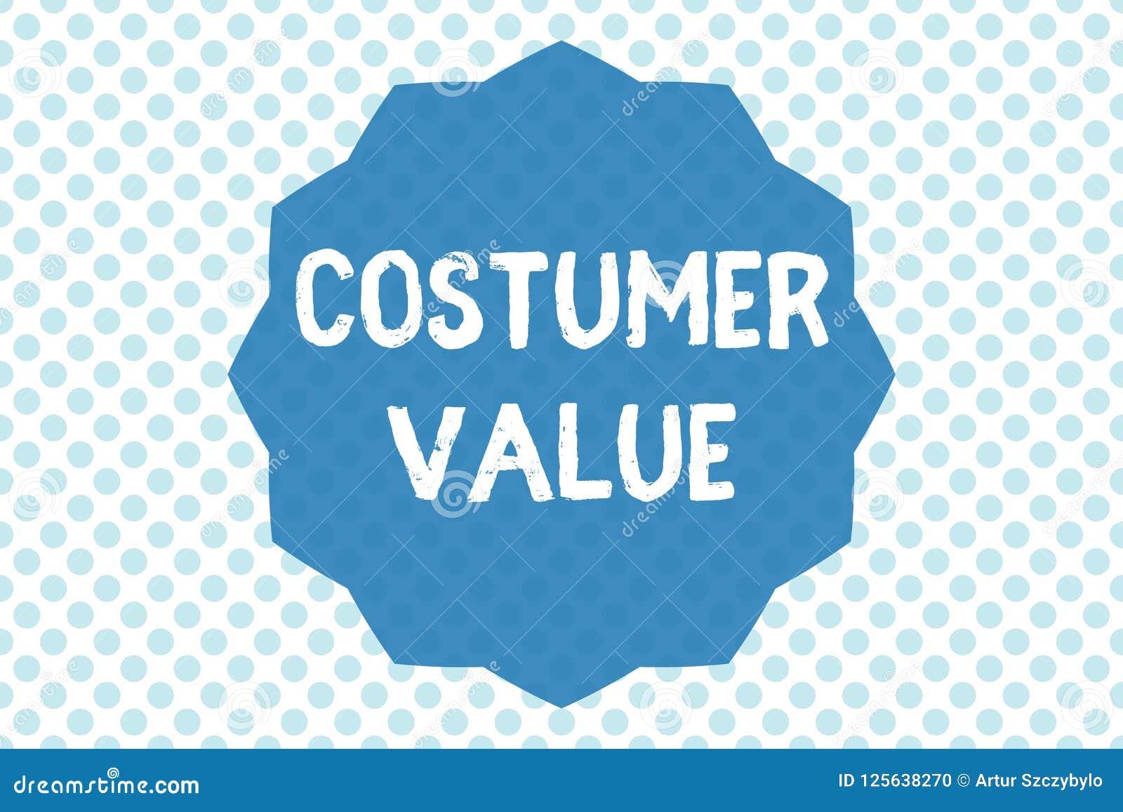 Note d écriture montrant la valeur de costume Quantité de présentation de photo d affaires d avantages qui les clients obtiennent