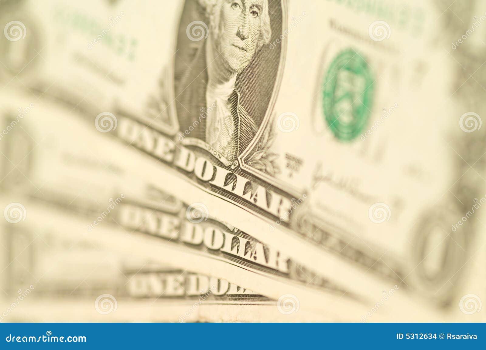 Download Note del dollaro US fotografia stock. Immagine di estratto - 5312634