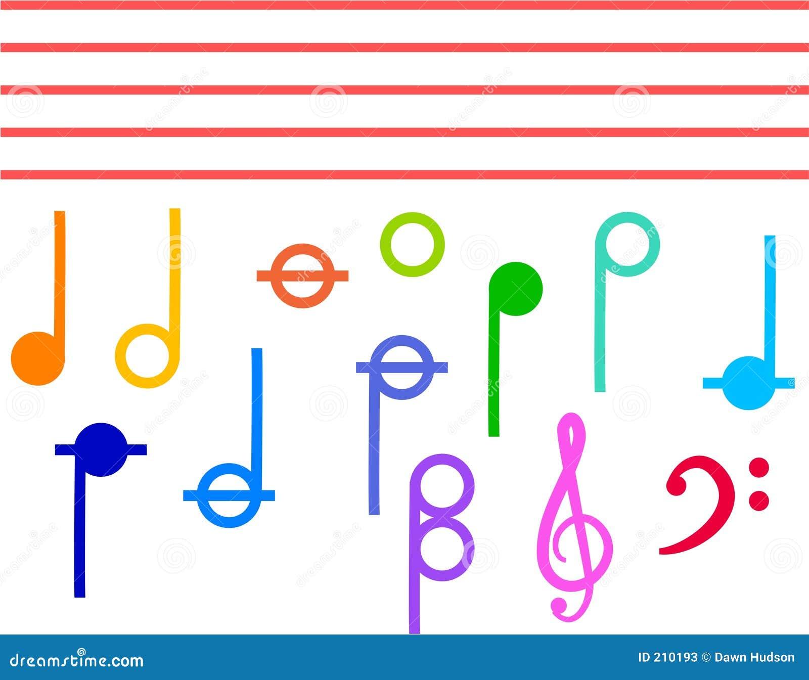 Note di musica
