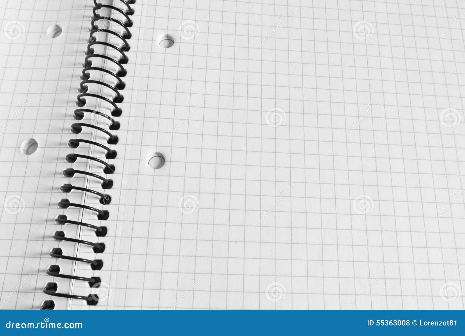 Note non scritte del blocco