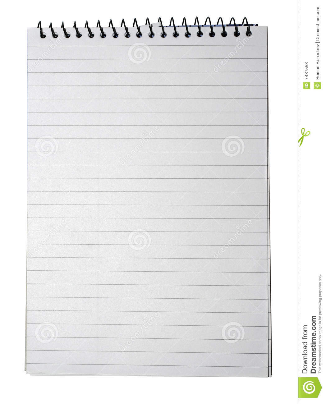 Notebook Lined White Paper Note Book Lines Texture Background Line – Blank Lined Page