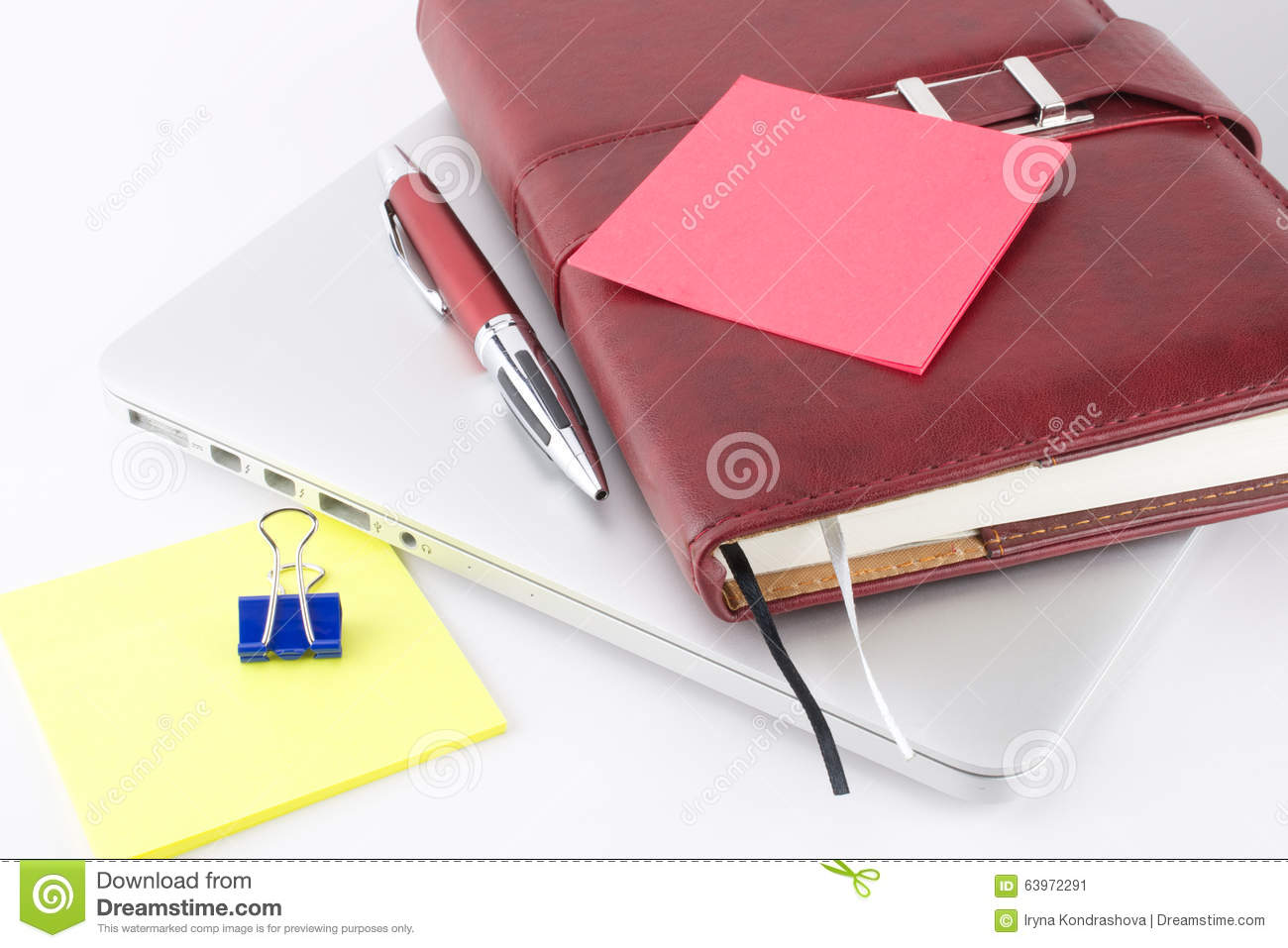 Notebook and other things