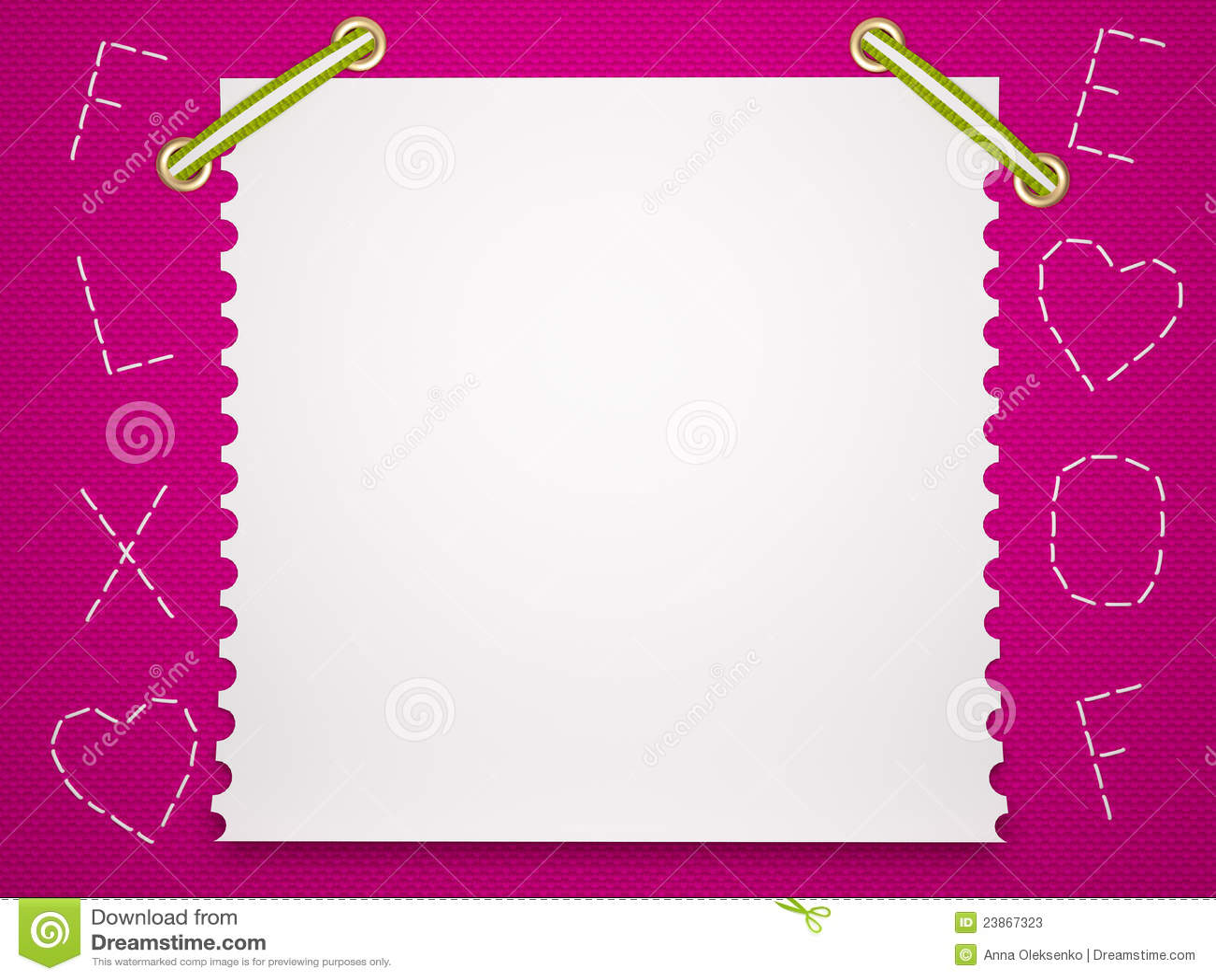 notebook paper background. children's background. stock illustration