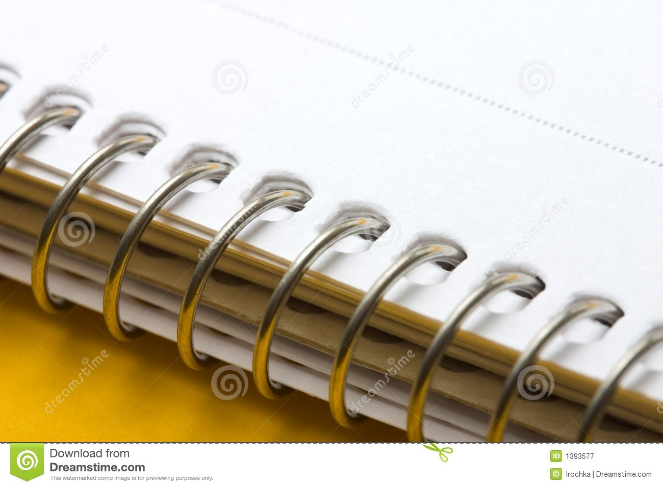 notebook spine stock image image of college book stationery 1393577
