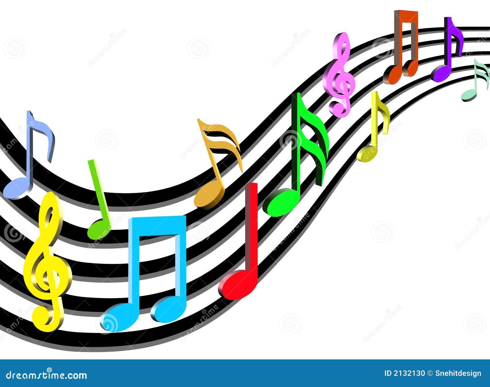 notes de musique photo stock image 2132130 music note clipart printables music note clip art images