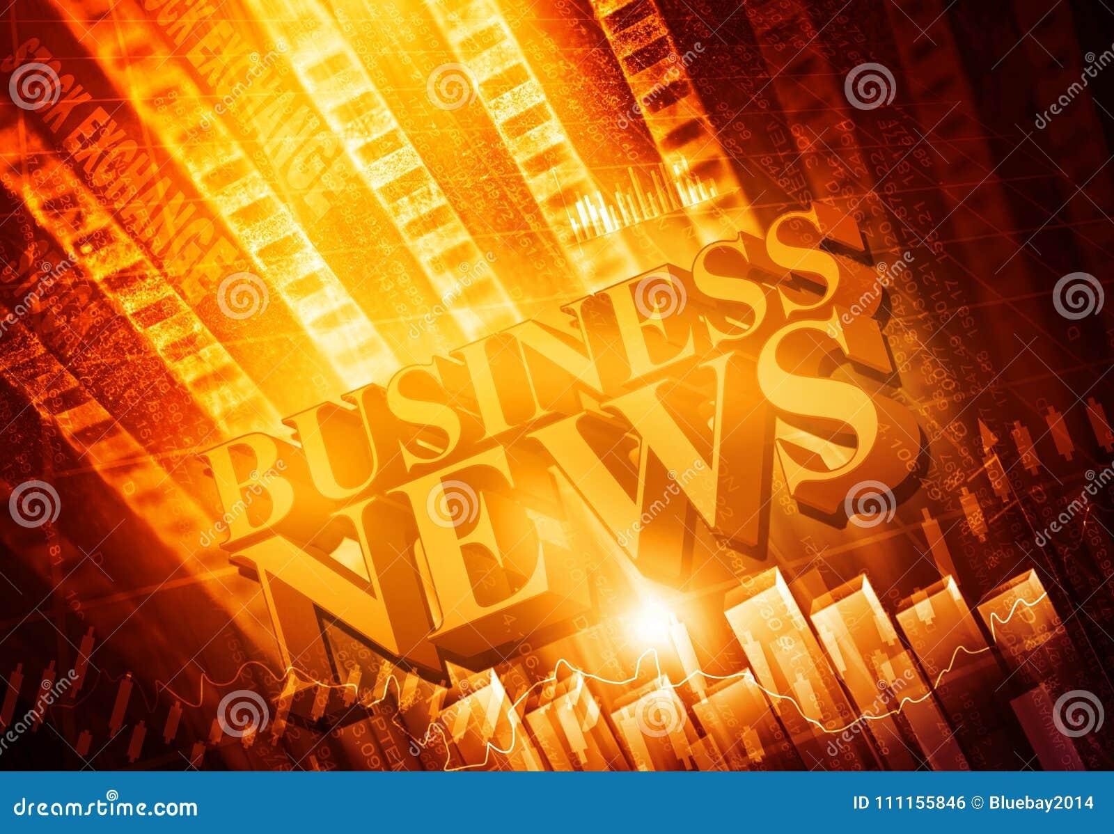 Noticias de negocio de las palabras