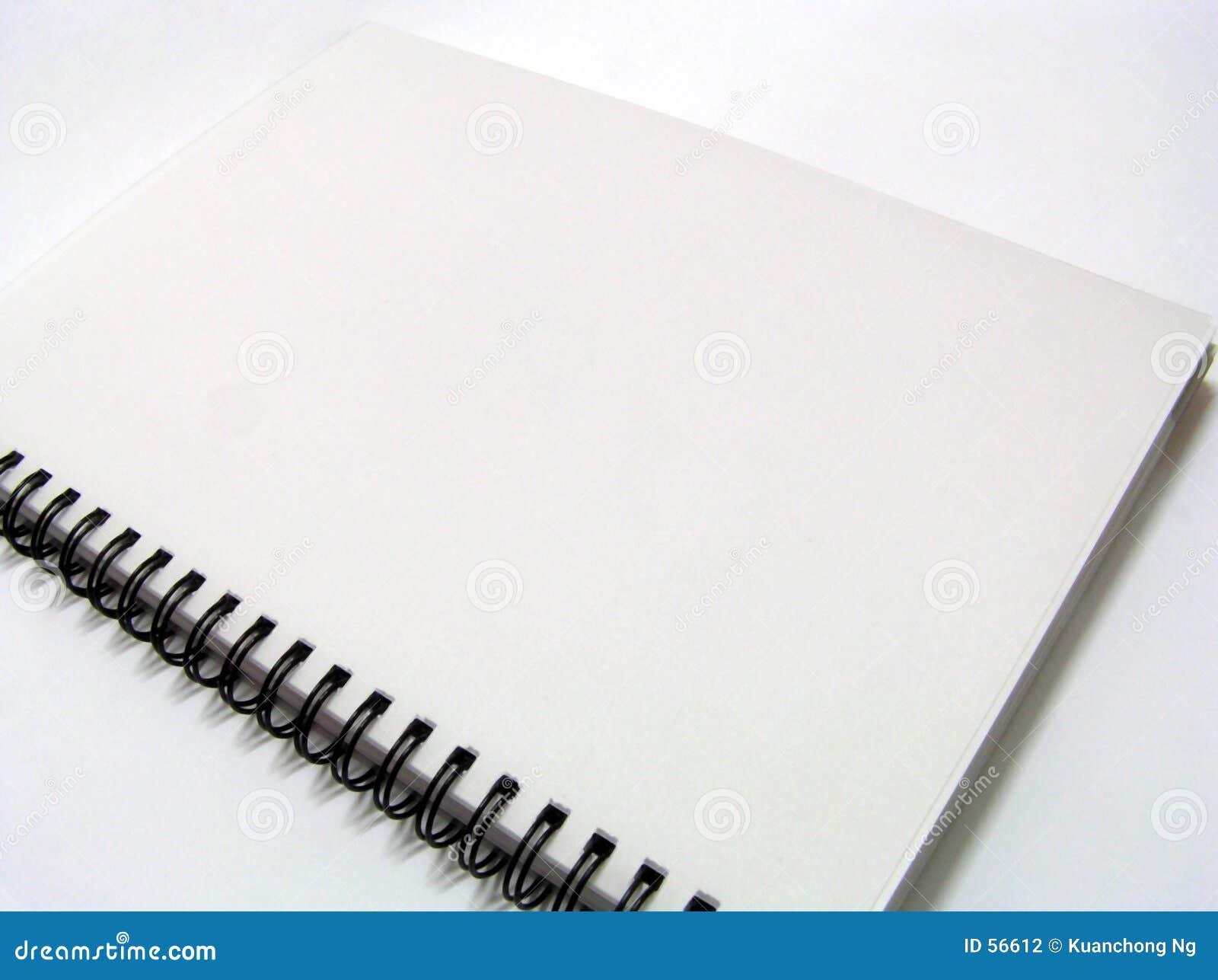 Notitieboekje - vlakte