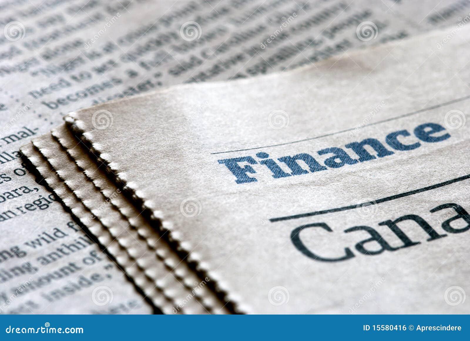 Notizie di finanze