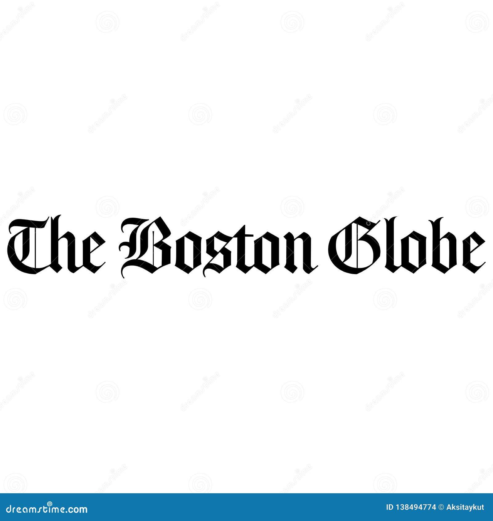 Notizie di logo di Boston Globe