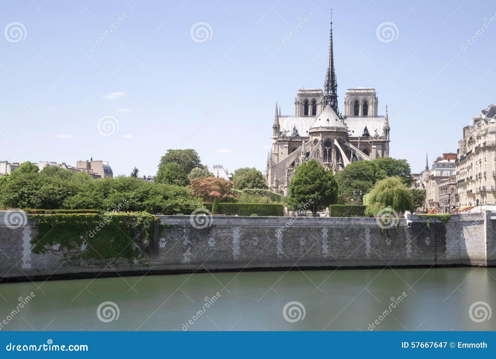 Notre Damae katedra w Paryż, Francja