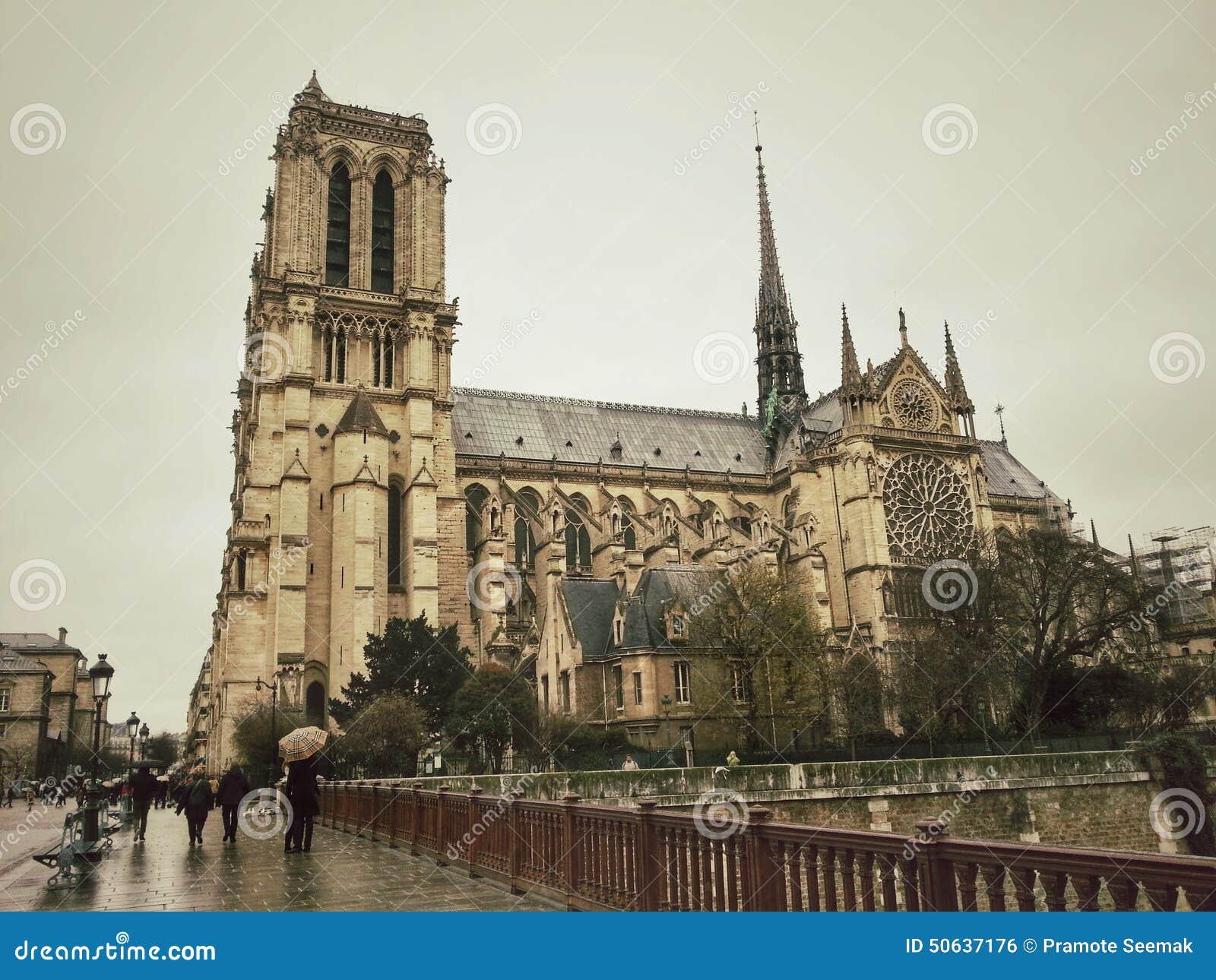 The significant theme of fate in notre dame de paris