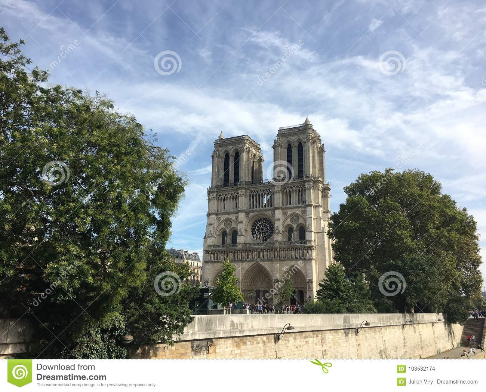 Notre-Dame de Paris-Katholischkathedrale