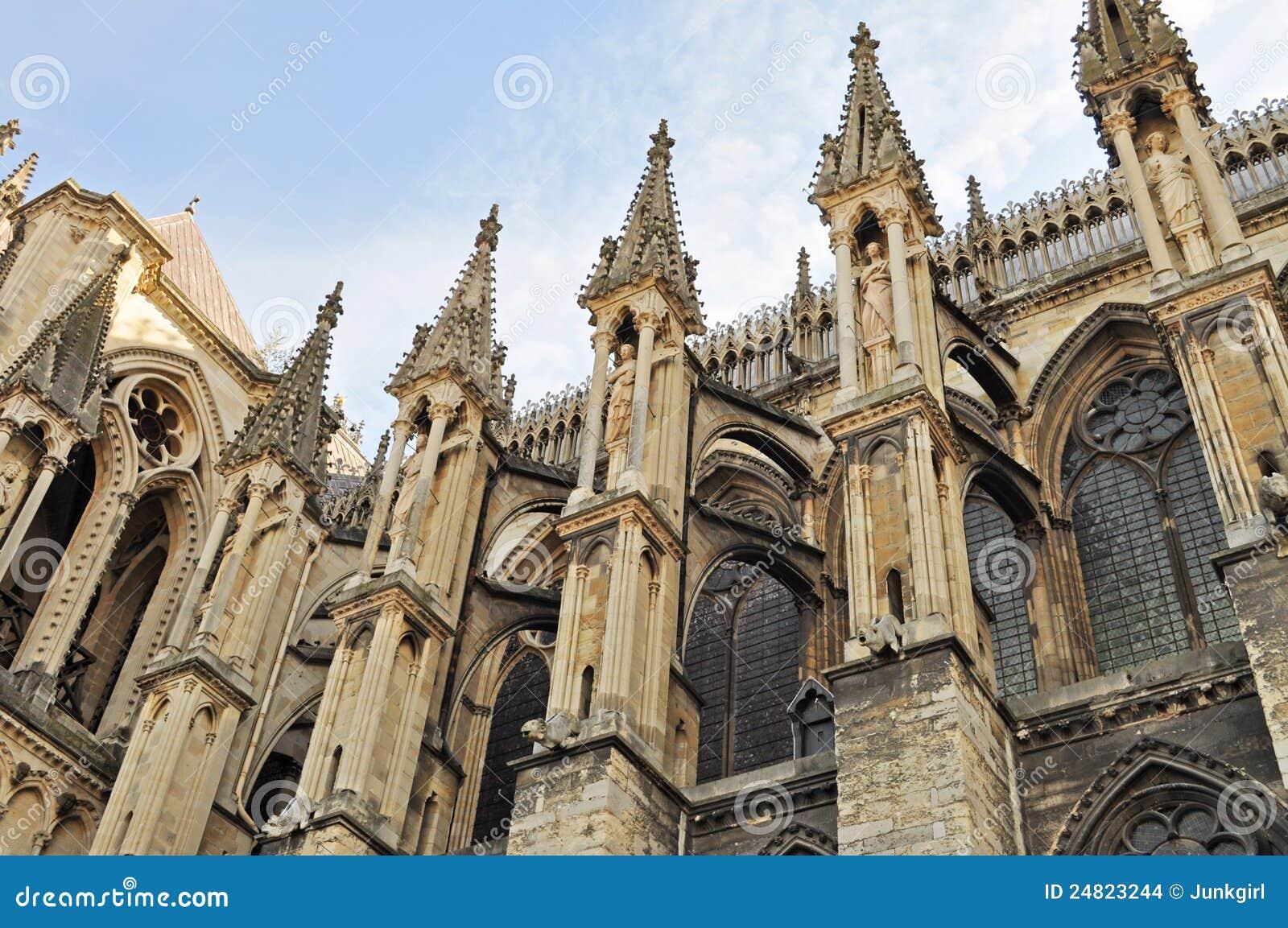 Notre Dame van Reims