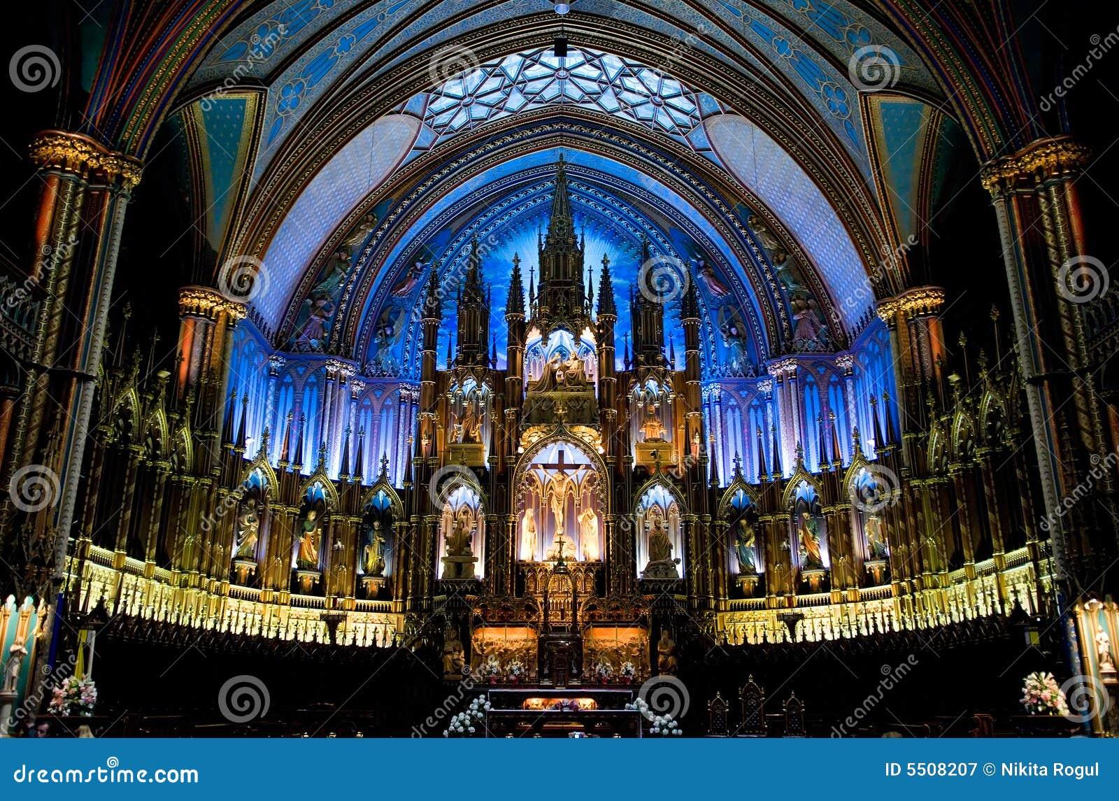 Notre Damme de Montréal