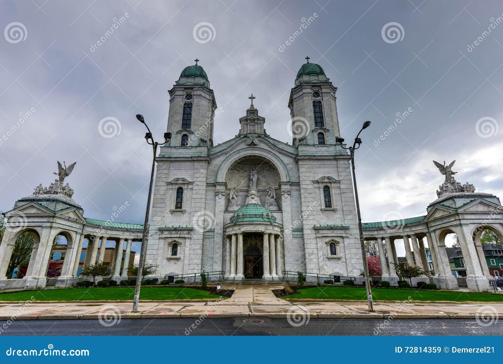 Notre Madame de Victory Basilica - Lackawanna, NY