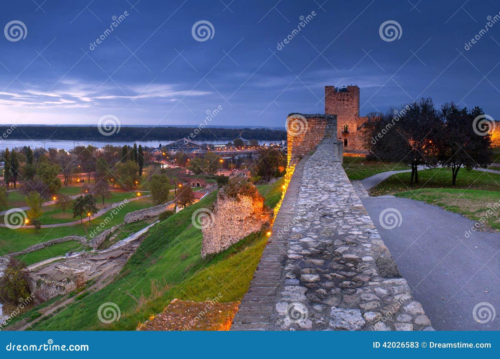 Notte Belgrado