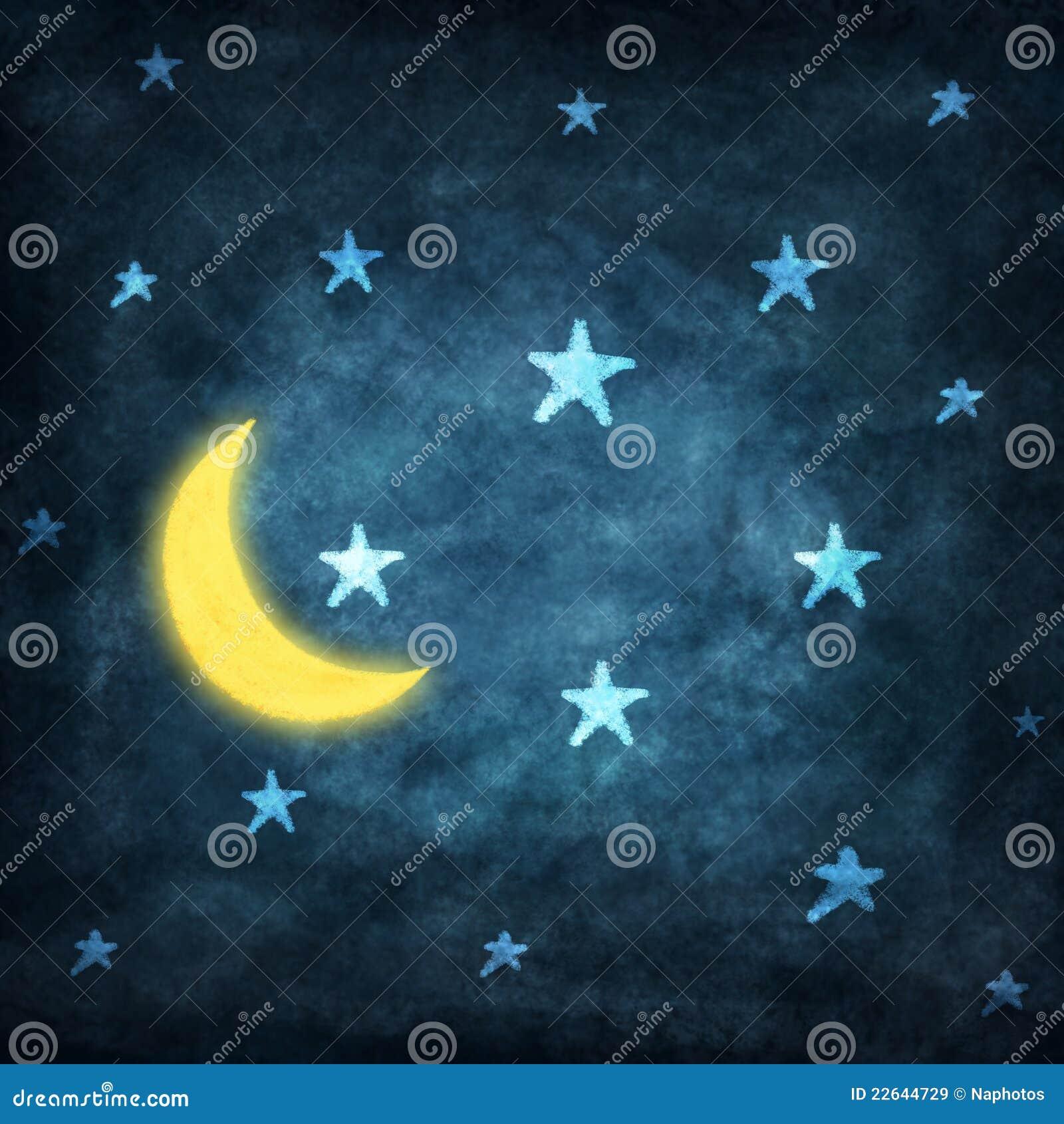 Buona Notte Luna E Stelle Picture 98984457 Blingee Com
