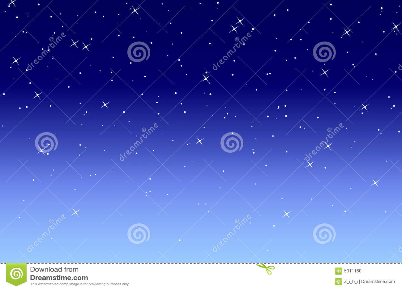 Download Notte romantica illustrazione di stock. Illustrazione di astrologia - 5311160