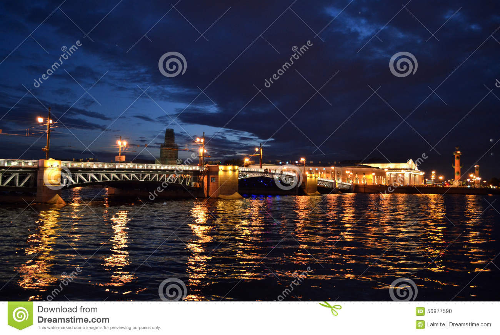 Notte St Petersburg