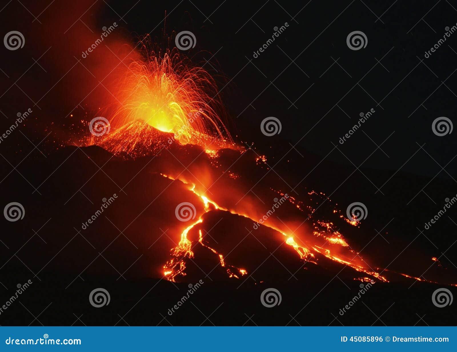 Notte su fuoco