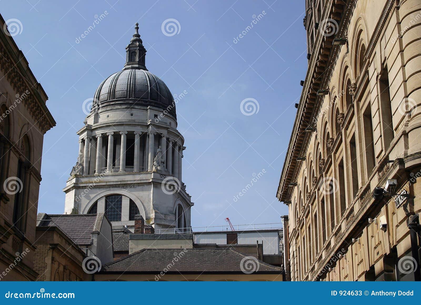 Nottingham komory miasta