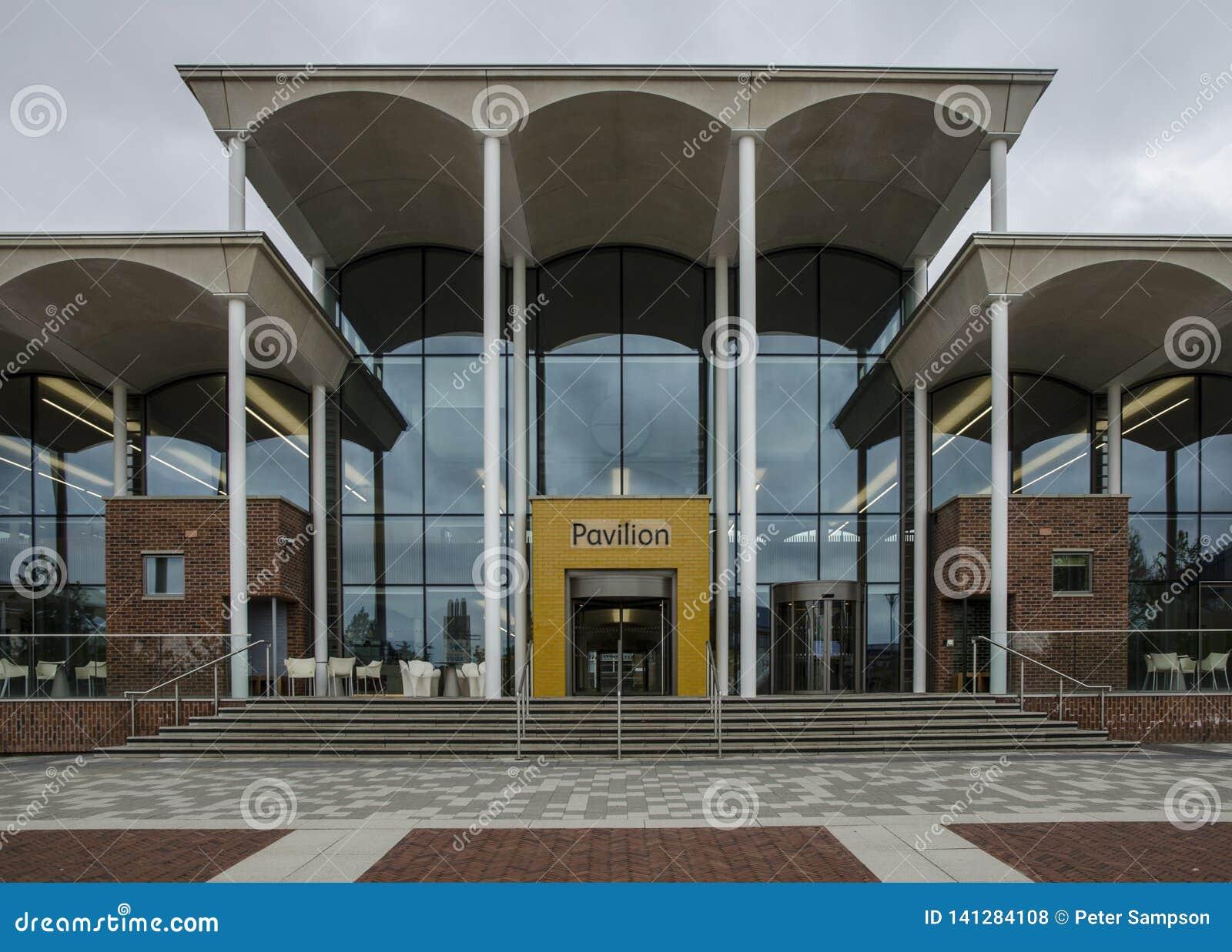 Nottingham Trent Student Union Pavilion