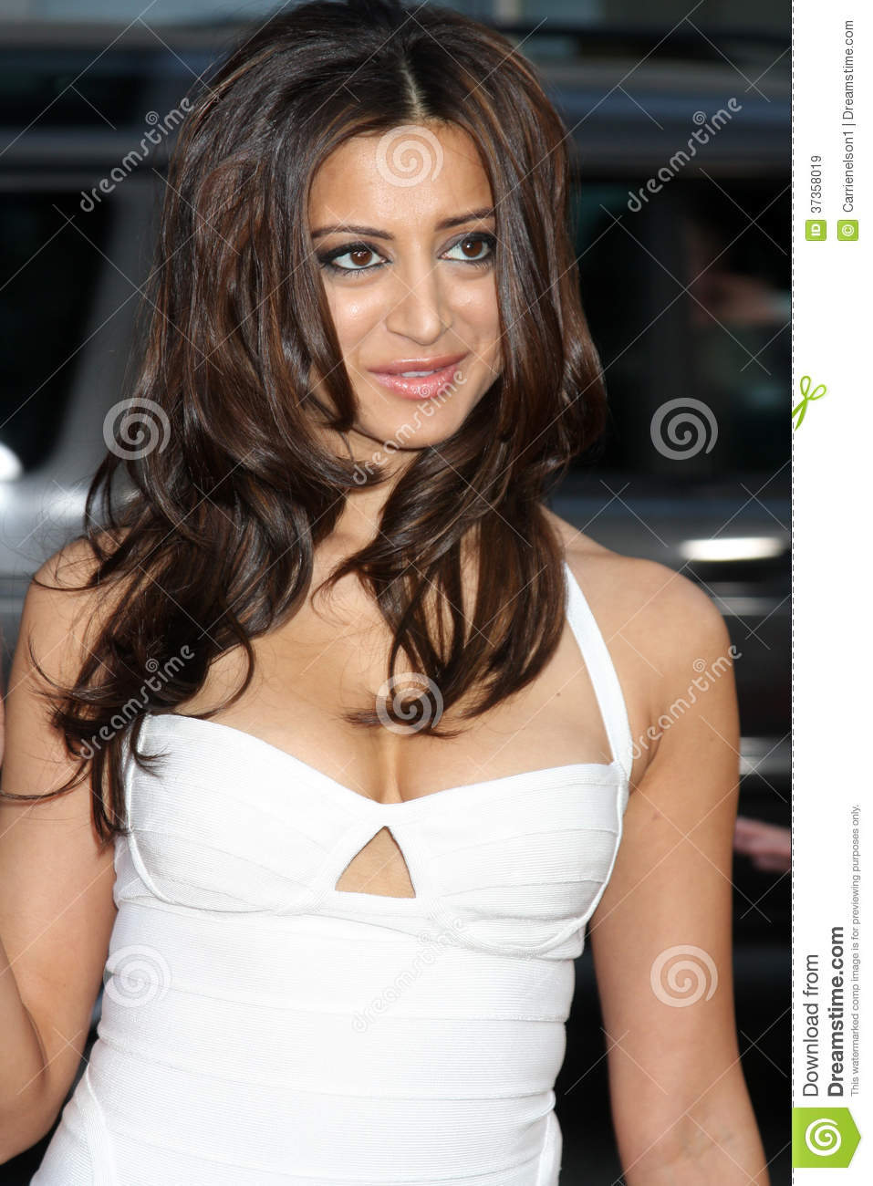Noureen DeWulf Editorial Stock Image - Image: 37358019