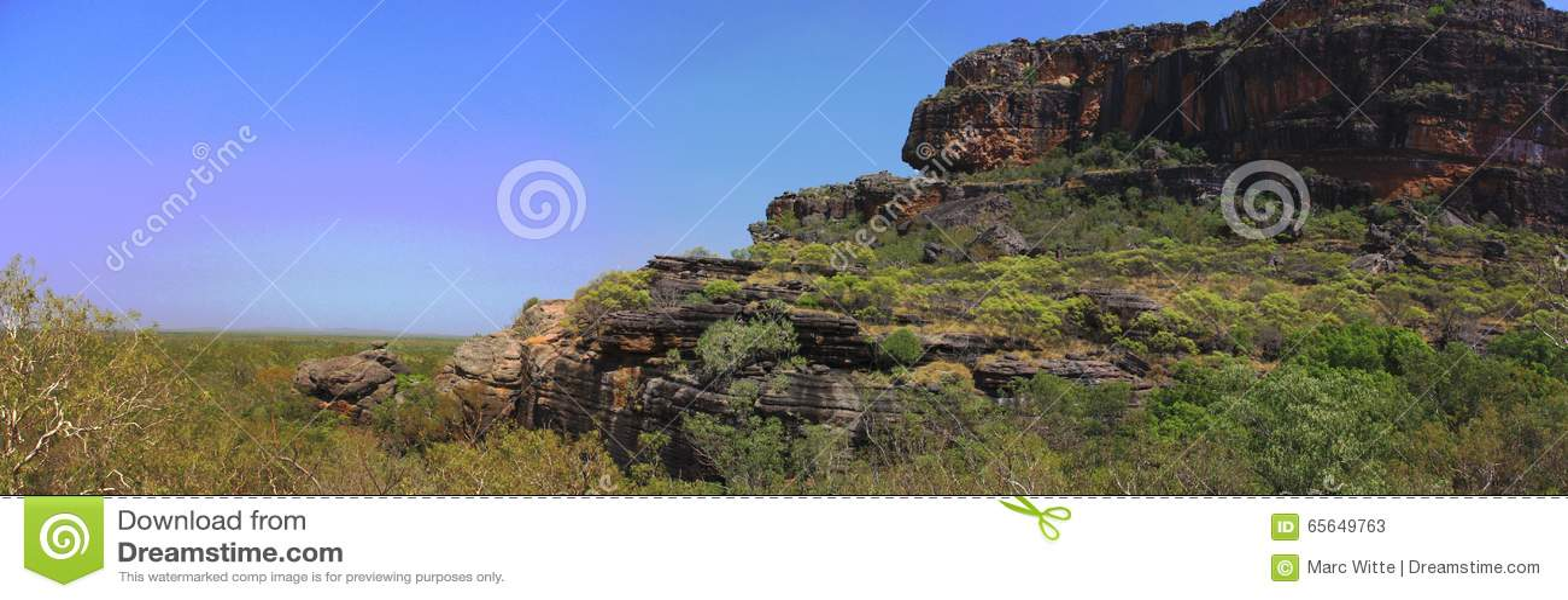 Nourlangie, parc national de kakadu, Australie