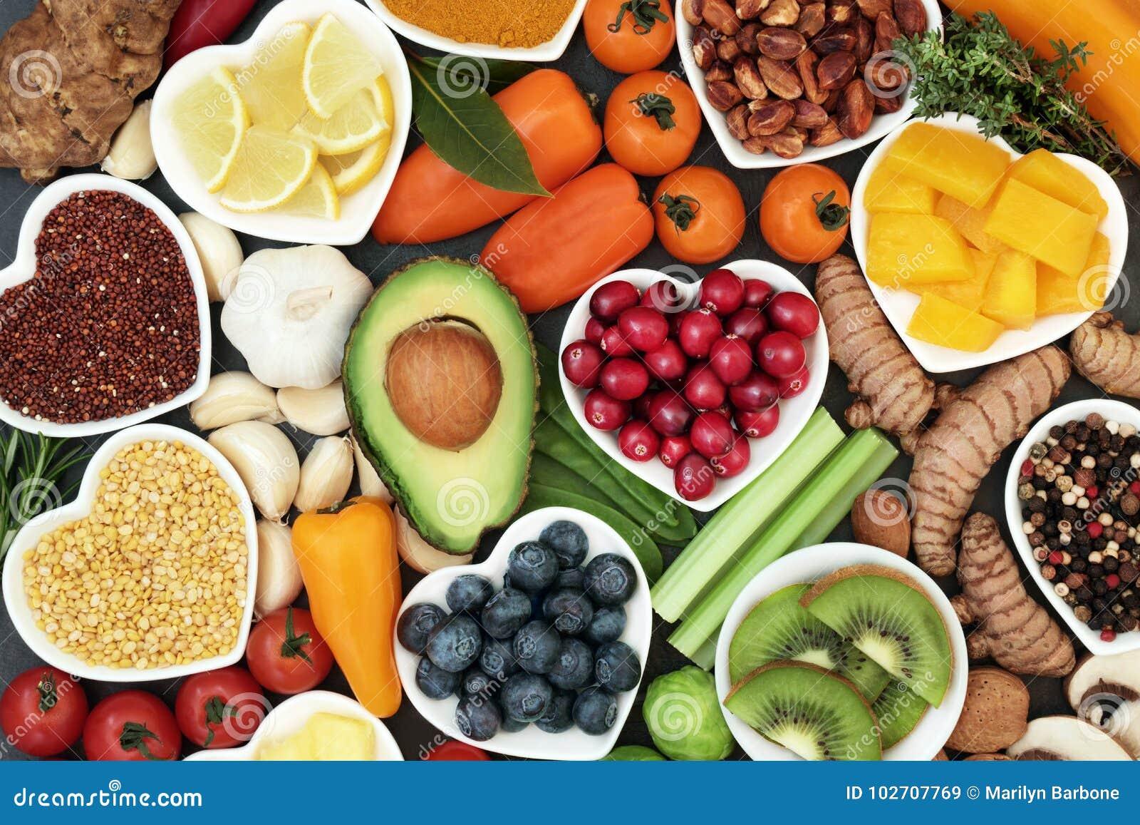 Nourriture biologique pour la forme physique