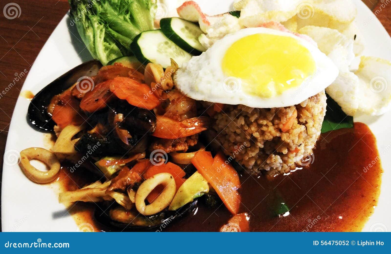 Nourriture d ASEAN