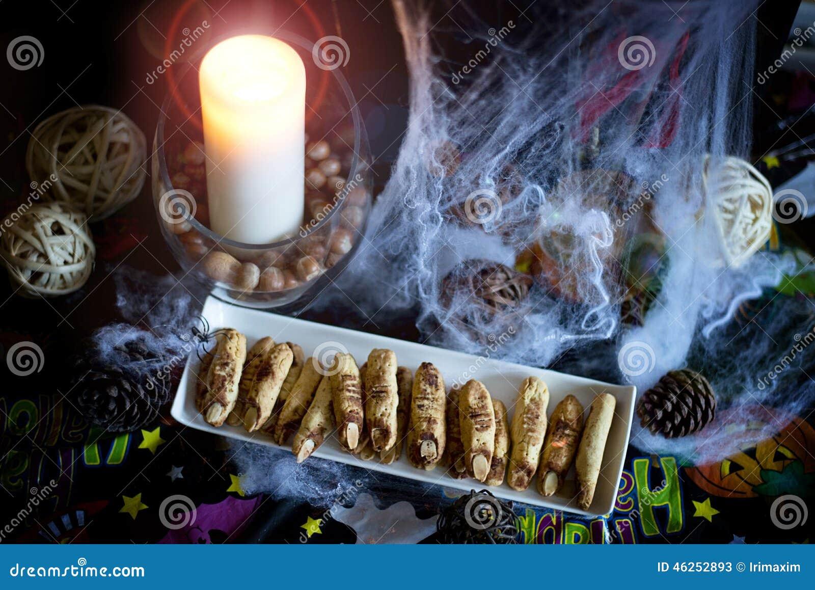Nourriture de partie de Halloween