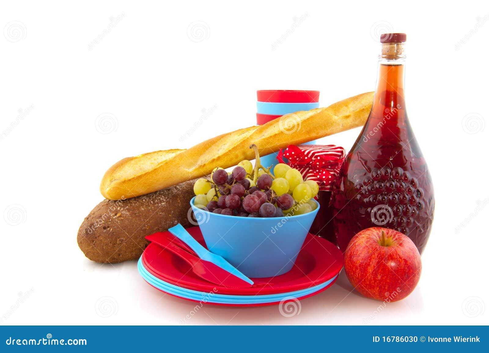 nourriture de pique nique en vaisselle bleue photo stock image du fourchettes bleu 16786030. Black Bedroom Furniture Sets. Home Design Ideas