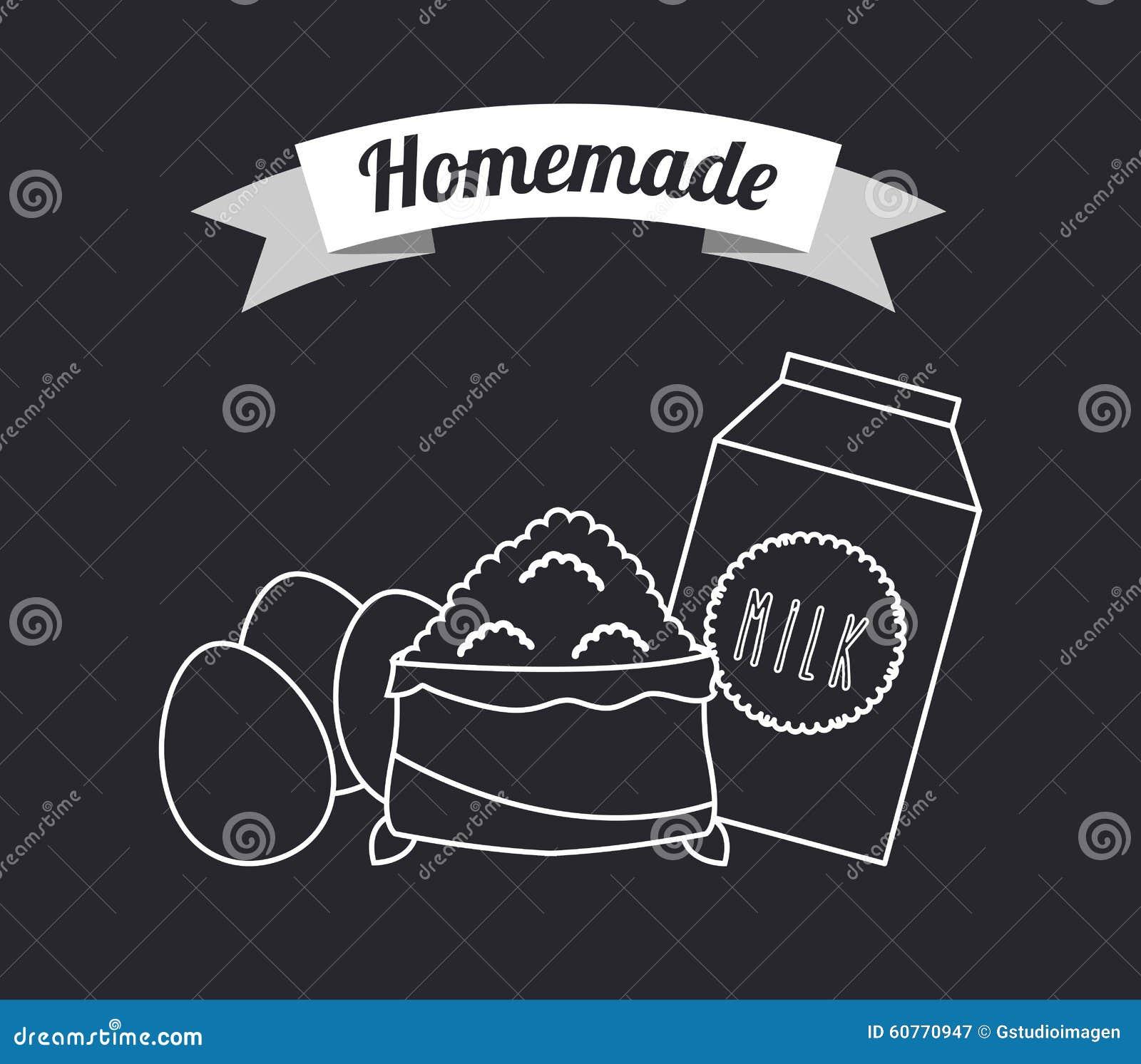 Nourriture faite maison